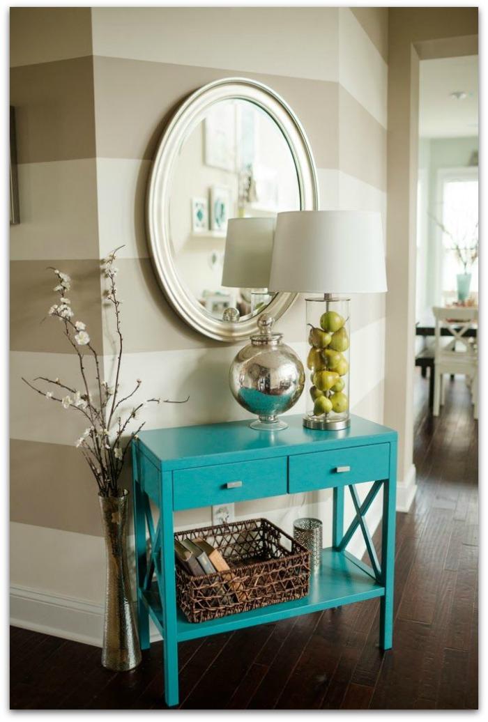 En casa de oly 15 ideas de decoraci n para cada tipo de - Decoracion de entradas de casas ...