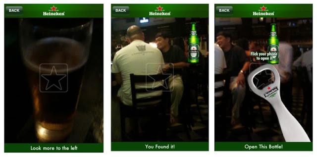 Heineken The Opener iPhone App