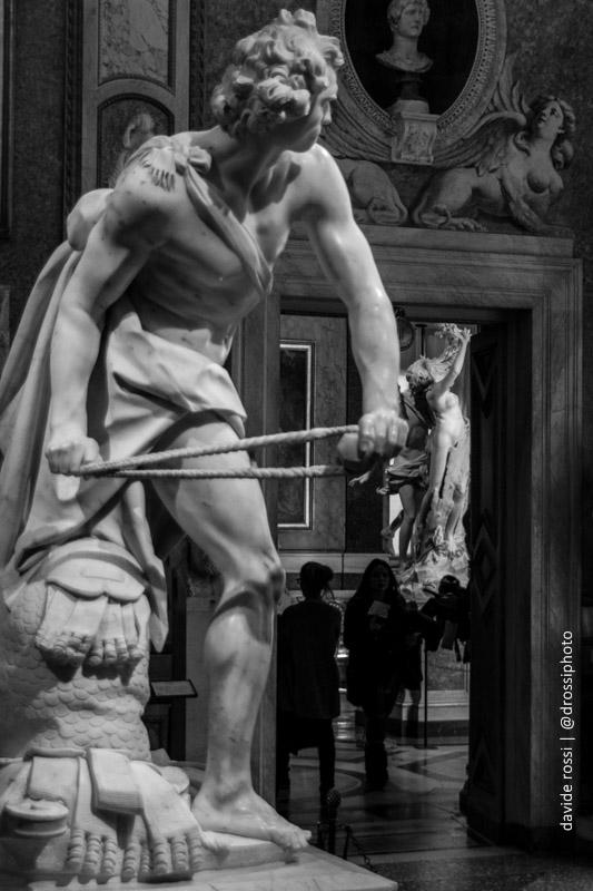 Il David di Gian Lorenzo Bernini