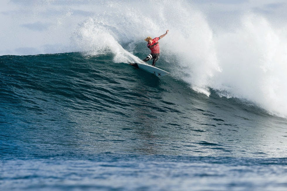 9 John John Florence Drug Aware Margaret River Pro WSL Kelly Cestari