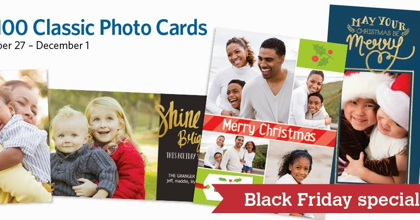 DIY Why Spend More 100 Holiday Photo Cards For 15 At Sam