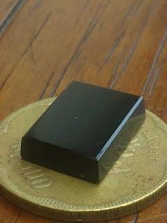natural black onyx