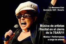 Música de Artistas / 7SAR 2011