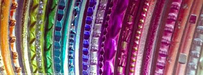 Couverture facebook HD échantillons colorés