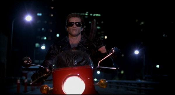 Arnold Schwarzenegger Training Gabriel Luna for 'Terminator'