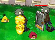 Angry Birds vs Zombies Ultimate War