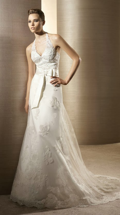 Euro style weeding dress which look so beautiful