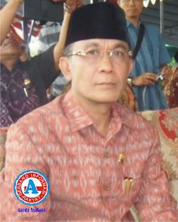 Korban Gelombang Pasang  Dapat Bantuan Walikota Mataram