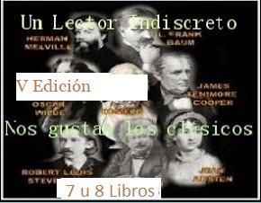 V Edición Nos gustan los clásicos.