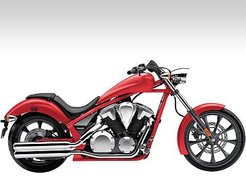 Gambar Motor 2013 Honda Fury VT1300CX, 480x360 pixels