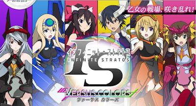 Infinite Stratos Versus Colors Full Version