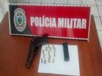 Polícia apreende 53 armas de fogo em apenas seis dias