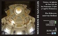 Visitas a San Luis de los Franceses
