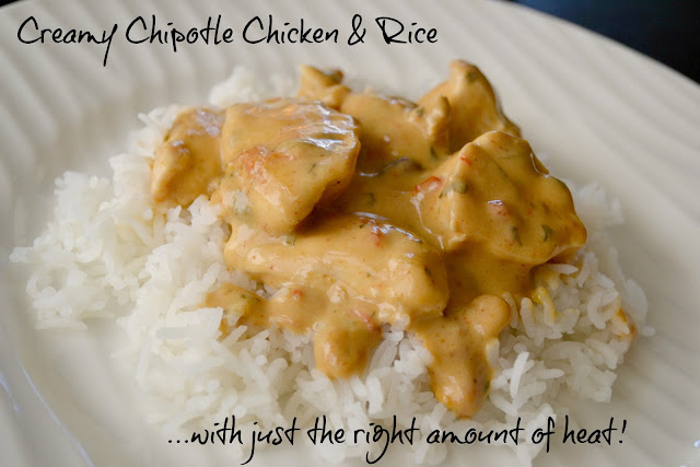 Mommy Testers date night at home with Campbell's Skillet Sauce Creamy Chipotle Chicken #dinnerin15 #cbias