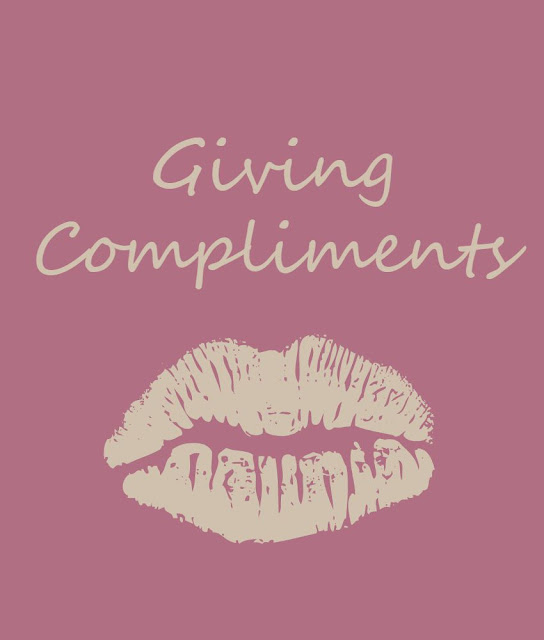 complimenting others