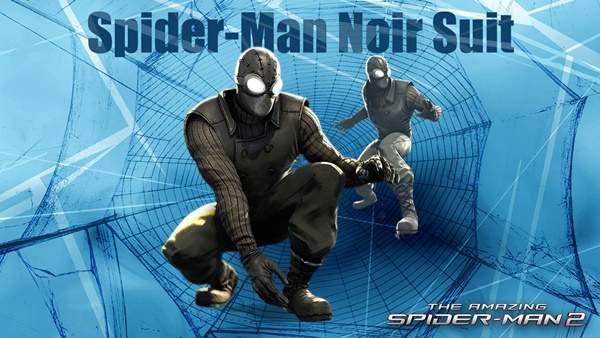 Amazing Spider-Man 2 - Spider-Man Noir: