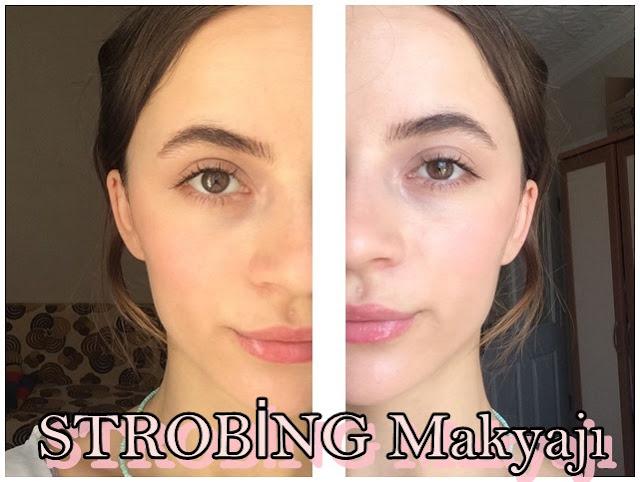 Strobing-Makyaj-Örneği
