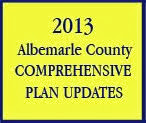 ALBEMARLE COUNTY COMPREHENSIVE PLAN INFORMATION - Click on Yellow Update Sign for Final Draft