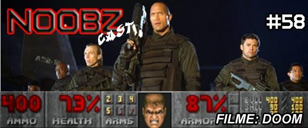 Podcast de games Noobzcast DOOM