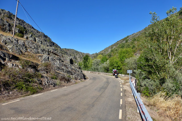 Desfiladero río Pedroso, Barbadillo del Pez