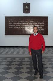 Zilele UAIC - 152 de ani, în holul Corpului A,  26.10.2012..