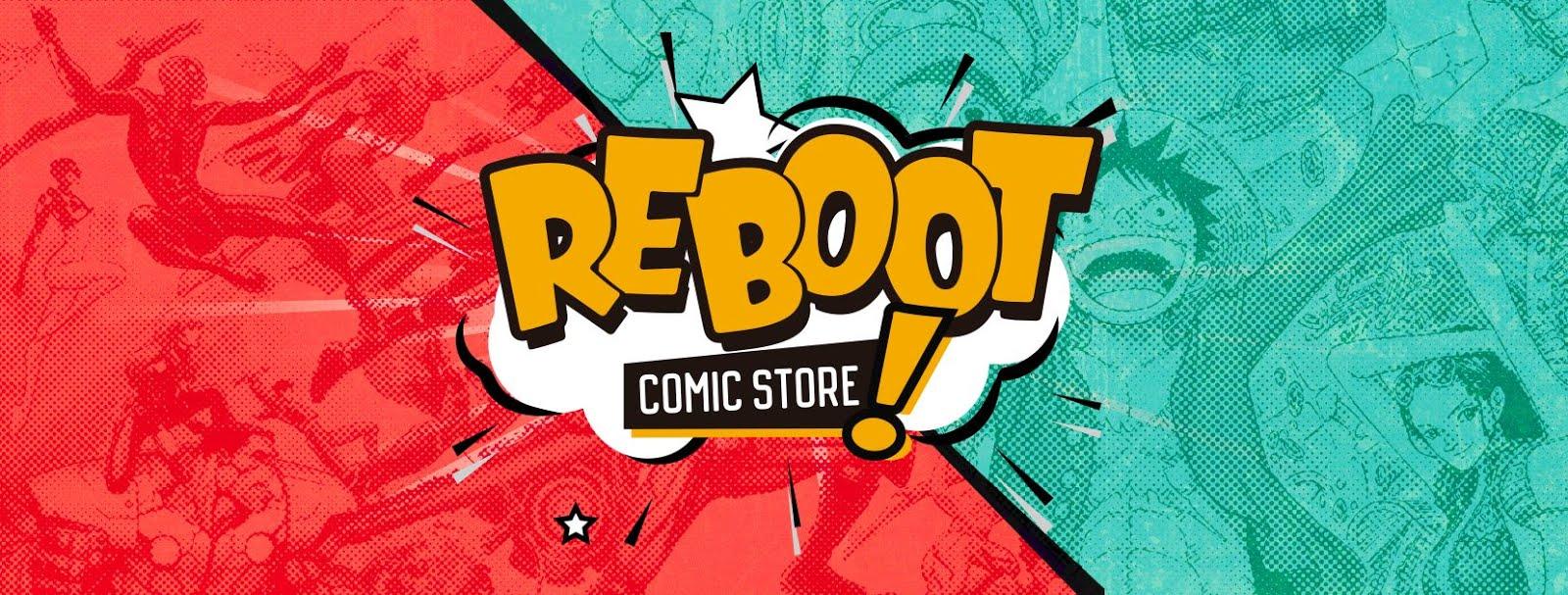 REBOOT COMICS