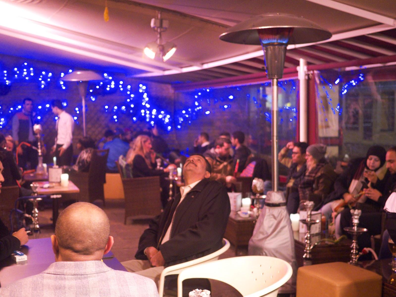 Rodizio Lebanon restaurant Fulham shisha