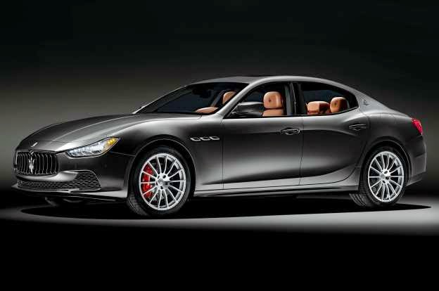 Neiman Marcus Maserati Ghibli S Q4 Appears in Christmas Book