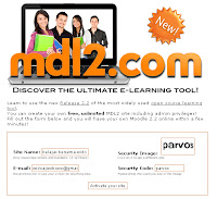 Buat e-learning gratis dengan moodle
