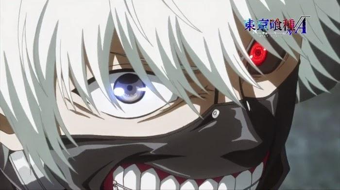 [ Info-Anime ] Tokyo Ghoul Season Kedua Perlihatkan Iklan Baru