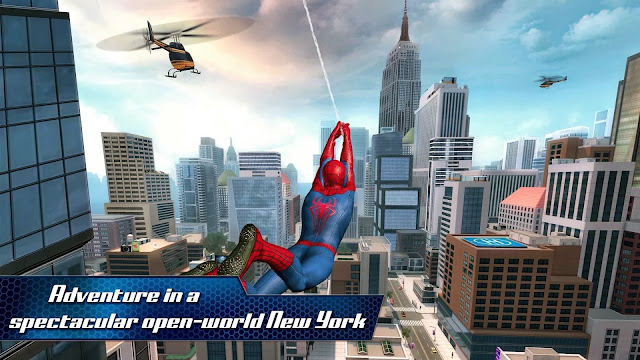 Descargar The Amazing Spider Man 2 v1.0.0i APK Descargar Gratis (Gratis)