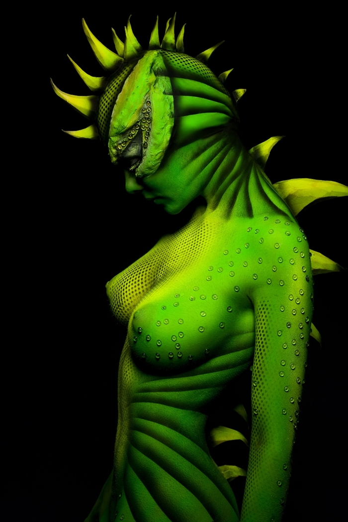 Valery Star 1986 | Ukrainian Body Painting painter