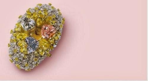 Часы Chopard, инкрустированные бриллиантами