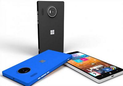 Microsoft Lumia 950 XL terbaru