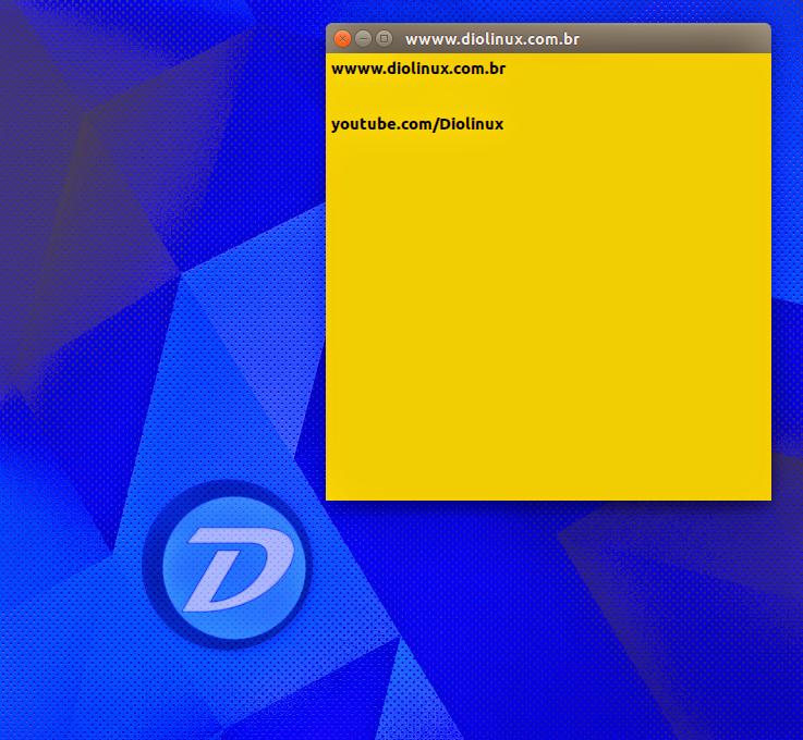 XPad - Notas Adesivas para o Ubuntu