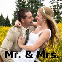 Mr. & Mrs. Foster