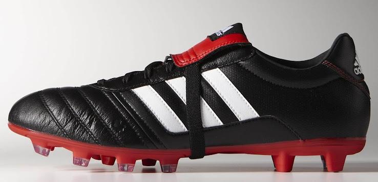 Los nuevos botines Adidas al estilo antiguo