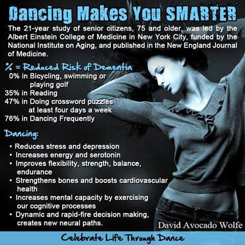 Benefits of Dancing For All Ages