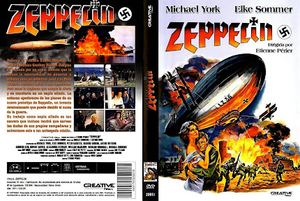 Cover, caratula, dvd: Zeppelin | 1971