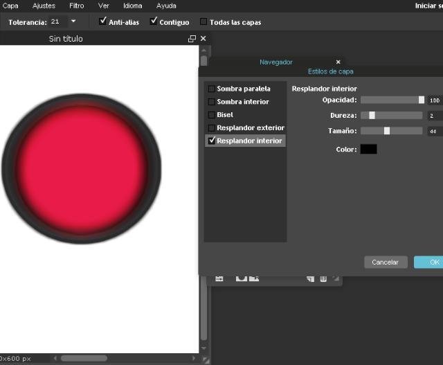 Una forma de crear botones en 3D gratis para nuestras páginas Web