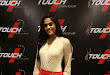 Karthika new photos at Touch Makeover Studio launch