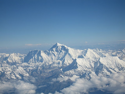 informaton and facts about mount everest