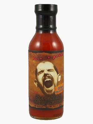 Honey Habanero Wing Sauce