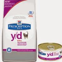 Y/D Diet by Hills | Exclusively Cats Veterinary Hospital, Waterford, MI