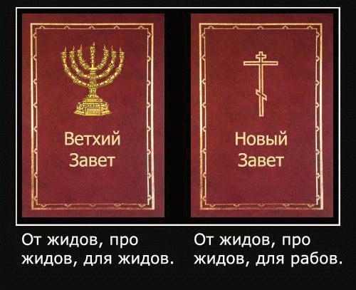 """Игра библейских Иудеев против Русских: """"а вы попробуйте отнять у НАС вашего Христа и вашу свастику! Блог AntonBlagin КОНТ"""