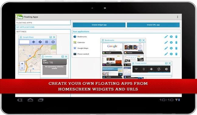 Download Floating Apps (multitasking) apk