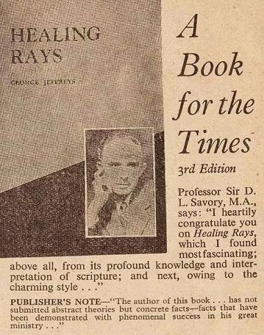 Healing Rays HARD COPY BOOK