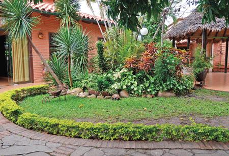 Decoracion De Jardines Con Plantas. Ideas Para Decorar Un Lindo ...