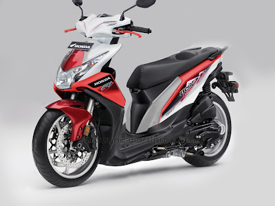 45 AM . by Terkini Update 2013 Under Category: Honda Beat , Motor