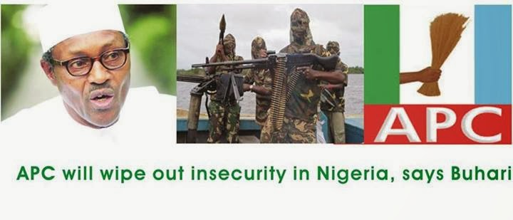 insecurity in nigeria The transparency international places nigeria on the top of the list for most corrupt countries in the world corrupted nigerian politicians has become a turn off for international investors.